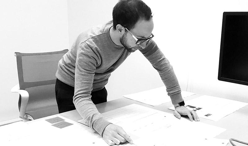 Craig Tomkins Service Designer