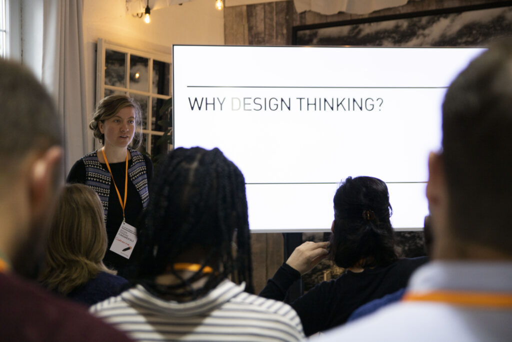 why Design Thinking