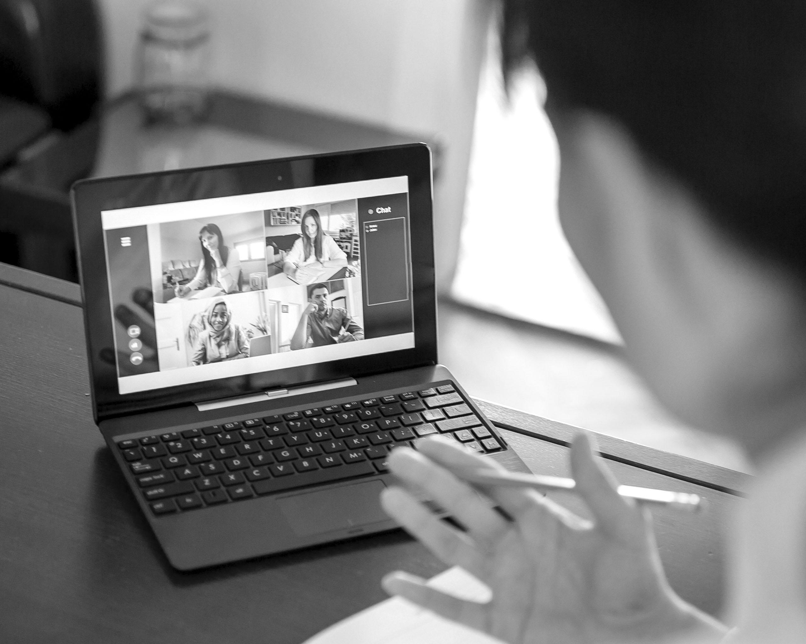 improve online meetings