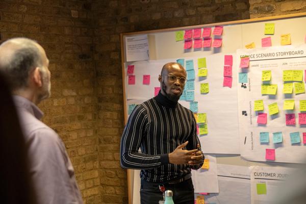 Design Thinking consultancy