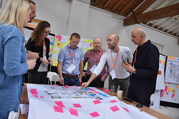 Design Sprint for Plastics Cloud