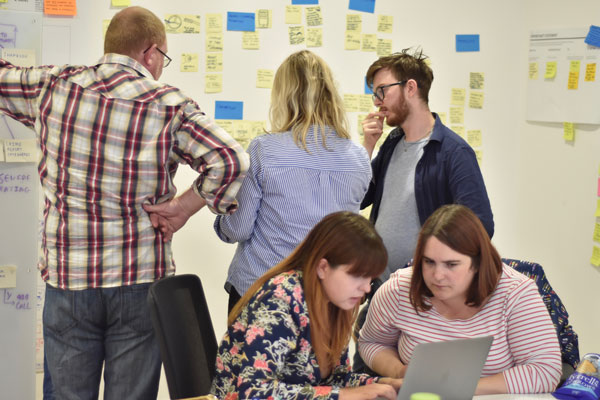 No Minor Thing Design Sprint