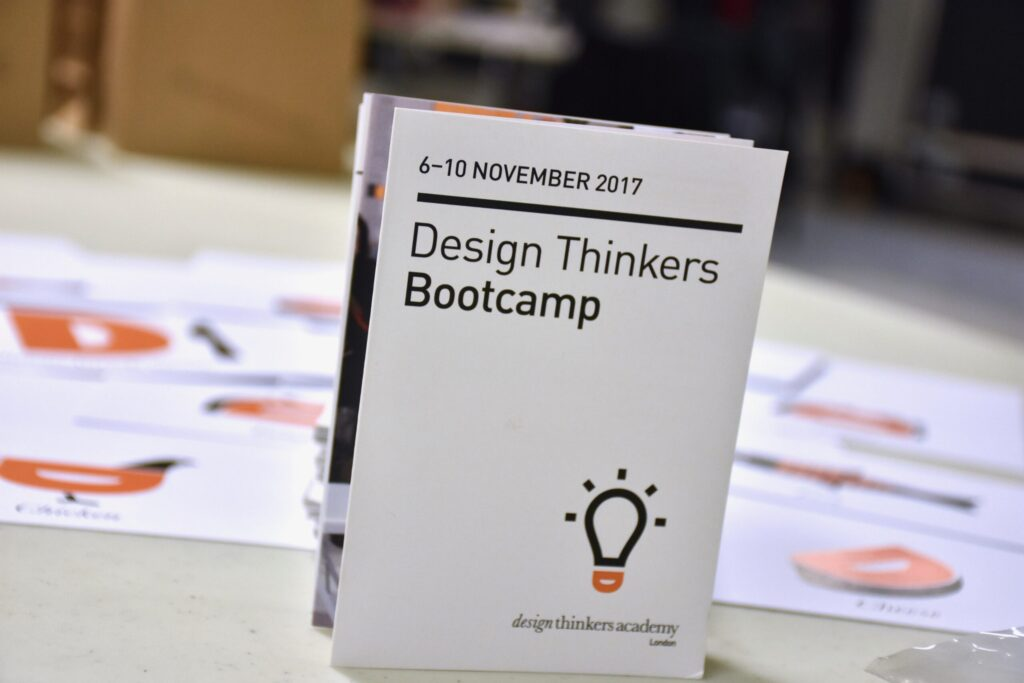 Design Thinking Bootcamp Challenge